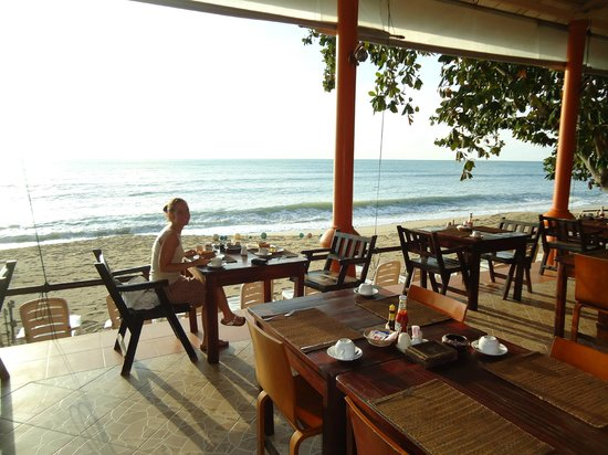 Samui Laguna Resort: ontbijt aan het stand