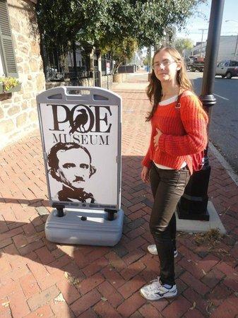 Edgar Allan Poe Museum: Музей Эдгара По