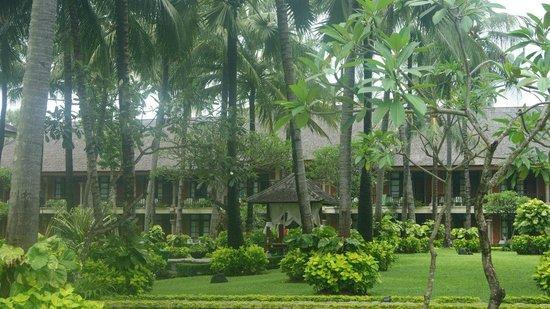 The Jayakarta Bali Beach Resort: Милый лежак