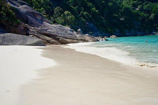Similan Islands National Park Bungalows: Similan