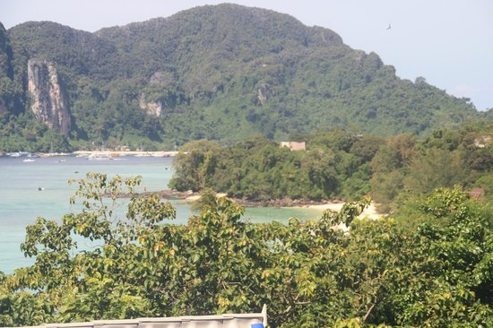 Phi Phi Hill Resort: View point