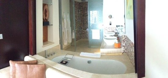 The Address Downtown Dubai: El baño