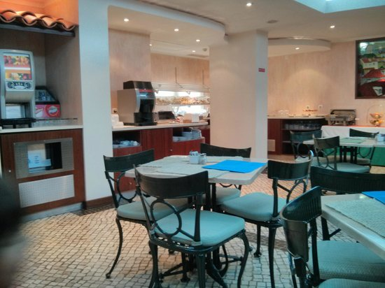 Hotel A. S. Lisboa: Desayuno