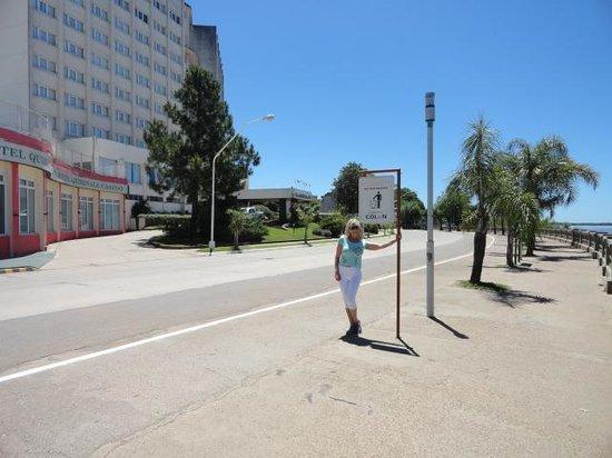 Colón, Argentina: Costanera en Colon