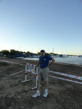 Colón, Argentina: Puerto de Colon...en reparaciones...