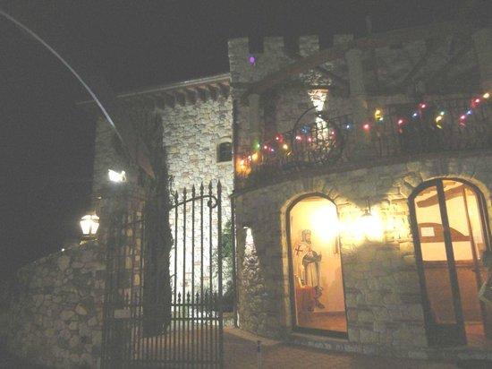 Villa Corte Degli Dei : L'entrata