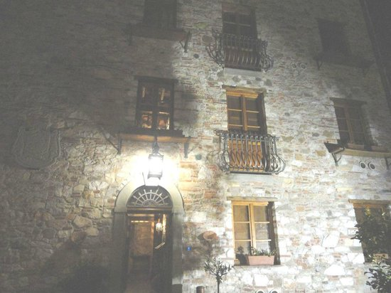 Villa Corte Degli Dei : La villa