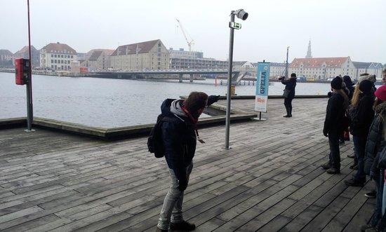 SANDEMANs NEW Europe - Copenhagen : Bruno in action 2
