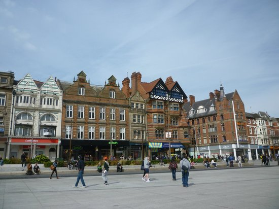 Old Market Square: old marked square