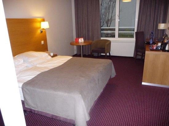 Jurys Inn Hotel Prague: bedroom