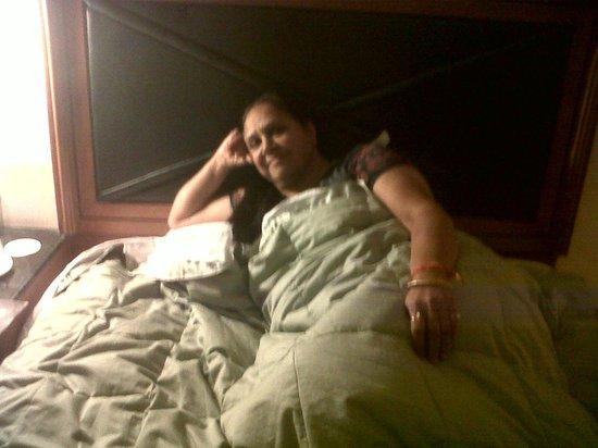 Hotel Brookside: Comfortable Sleep