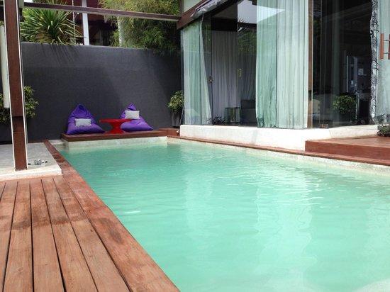 Kiss Bali: Blick auf Pool