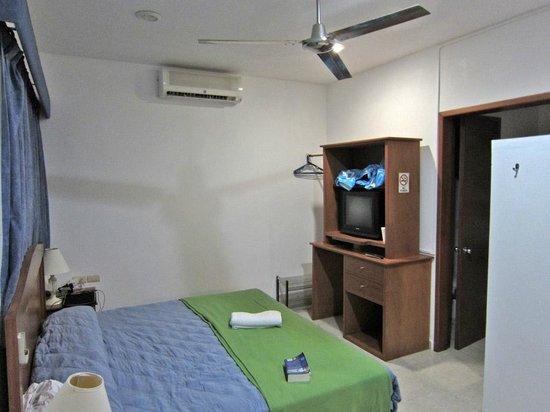 Hotel Xbulu-Ha: deluxe room
