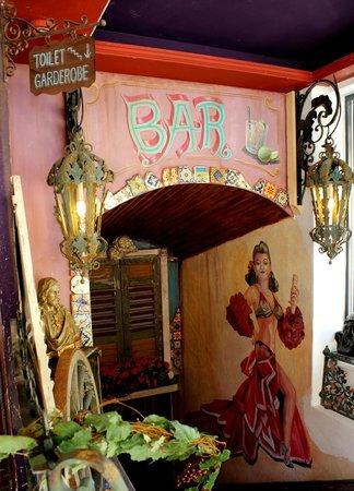 Mango's Cantina y Bar: Bar
