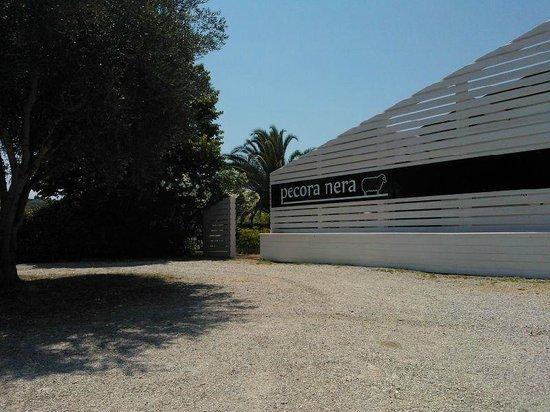 Country House Pecora Nera : Pecora Nera esterno