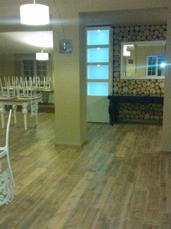 Country House Pecora Nera : Pecora Nera interno ristorante
