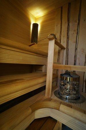 Kuninkaan Kaarre: Sauna