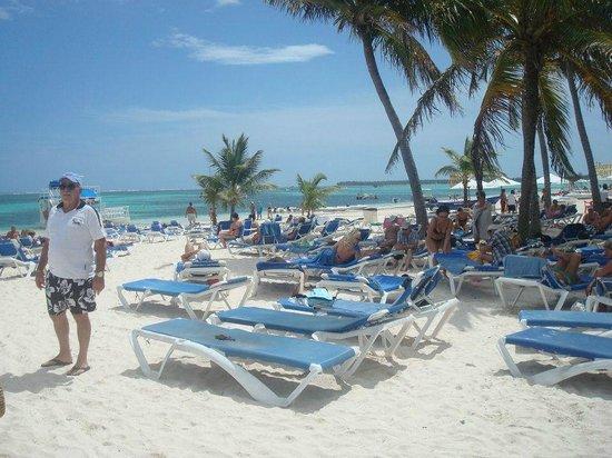 IFA Villas Bavaro Resort & Spa: Praia em frente ao hotel