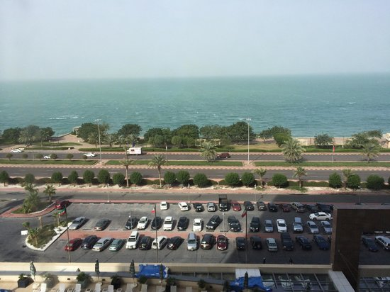 Symphony Style Hotel Kuwait : view from the room