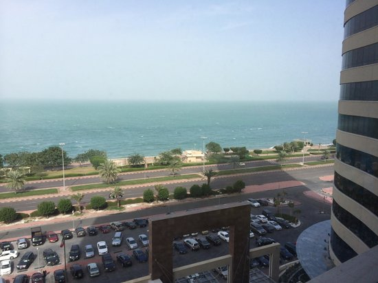 Symphony Style Hotel Kuwait : view from room