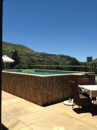 Protea Hotel Clarens : Pool