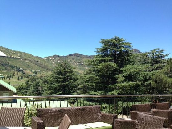 Protea Hotel Clarens: View