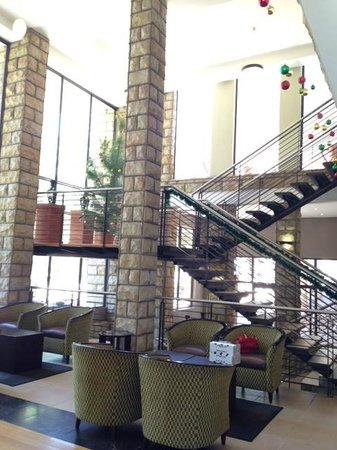 Protea Hotel Clarens: Hotel entrance