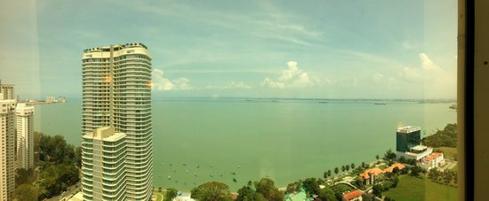 The Northam All Suite Penang: Excellent view