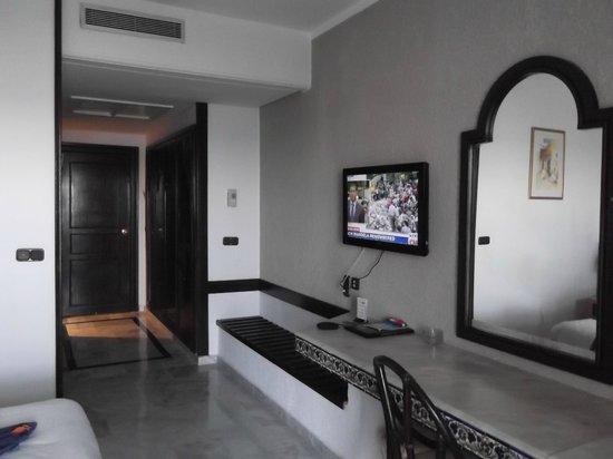 Marhaba Palace Hotel: room 419