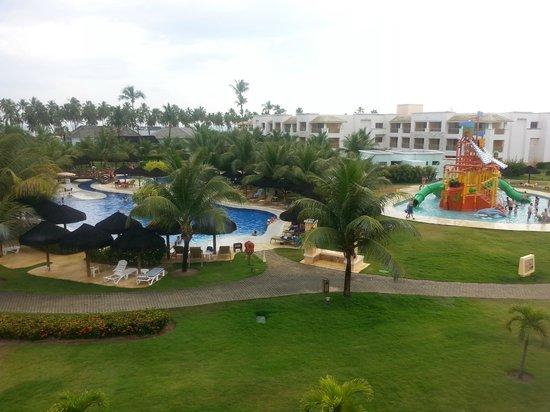 Iberostar Praia do Forte: Vista do quarto do bloco 7