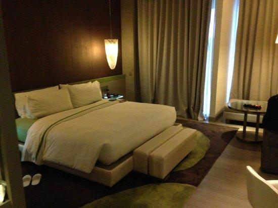 W Bali - Seminyak: Standard bedroom