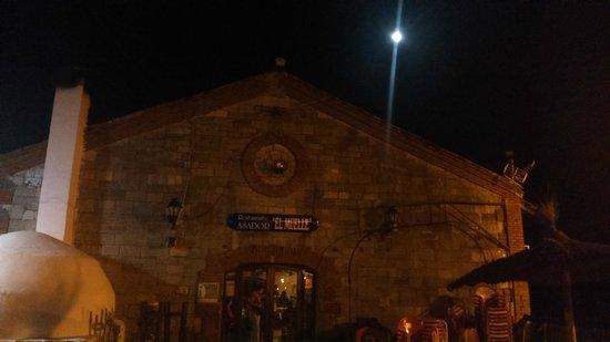 Restaurante Asador El Muelle : Fachada