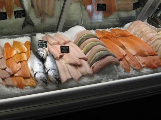 Fresh Fish Fillets Picture Of Fish Lads Grand Rapids