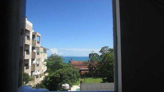 Hotel Al Mare - Florianópolis: VISTA DO QUARTO
