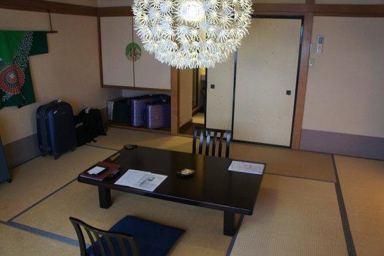 Oyado Koto no yume : room at arrival