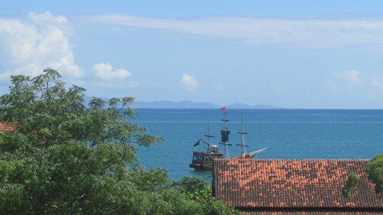 Hotel Al Mare - Florianópolis: VISTA DO QUARTO 325