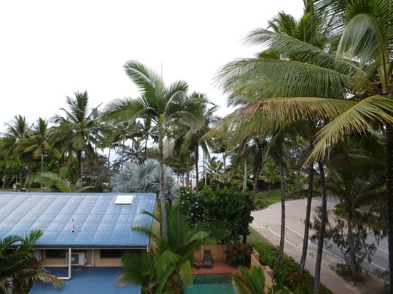 By The Sea Port Douglas: View from the balcony