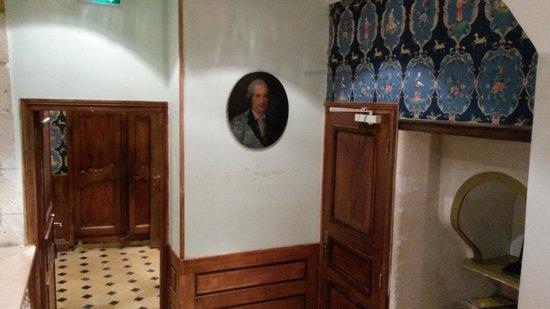 Hotel du Lys : Downstairs