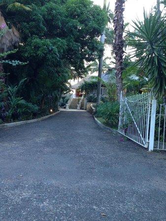 Round Hill Hotel & Villas : Villa JFK and Jackie stayed here