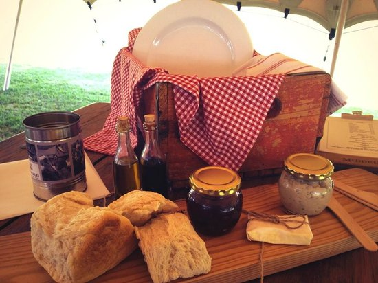 Middelvlei: the magic of real farm picnic
