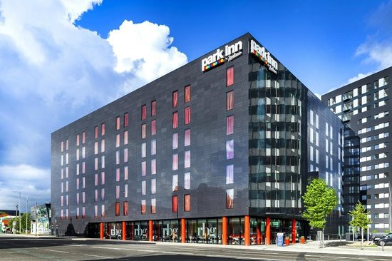 Park Inn by Radisson Manchester, City Centre: Hotel Exterior