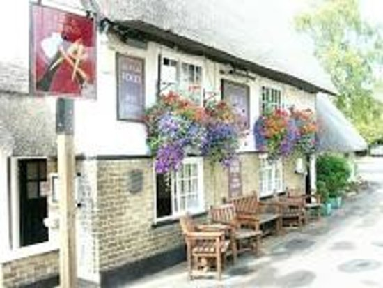 The Thorpe Guesthouse: Axe and Compass restaurant