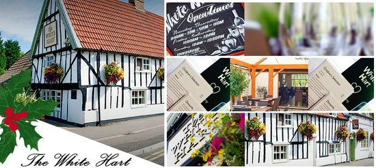The Thorpe Guesthouse: The White Hart Restaurant, Godmanchester