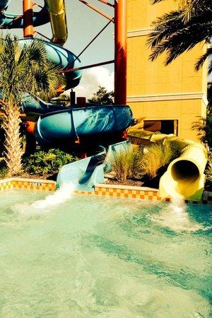 Fantasy World Club Villas: Slides!