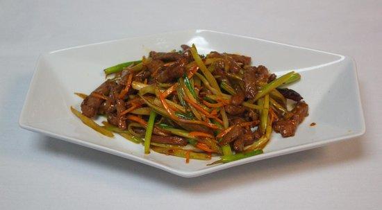 Chin Chin Chinese: Beef Szechuan