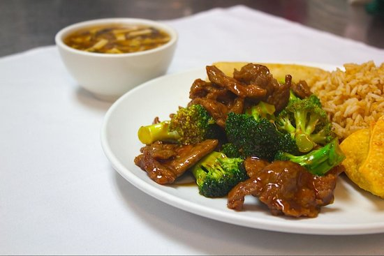 Chin Chin Chinese: Brocoli Beef