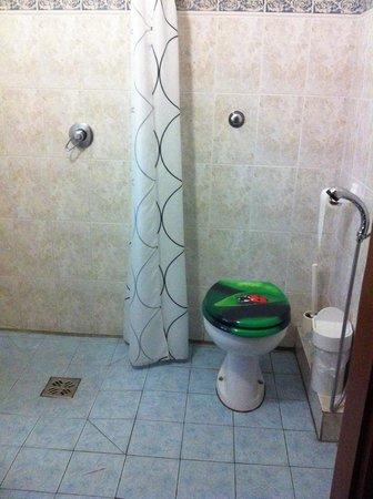 Albergo Giovanna: bagno