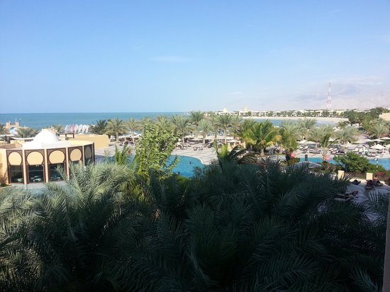 Hilton Ras Al Khaimah Resort & Spa: View from our room