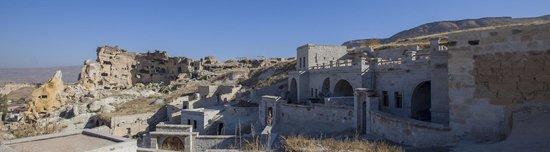 Cavusin, Turkiet: Village View