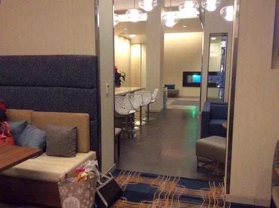 Residence Inn Boston Back Bay/Fenway: Dining